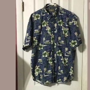 Natural Issue men's tropical shirt